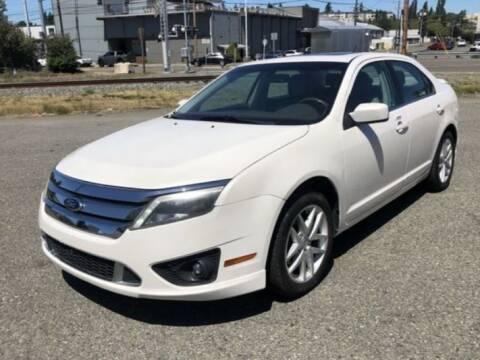 2012 Ford Fusion for sale at South Tacoma Motors Inc in Tacoma WA