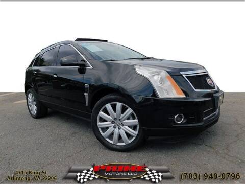 2011 Cadillac SRX for sale at PRIME MOTORS LLC in Arlington VA
