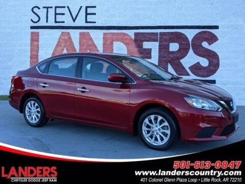2019 Nissan Sentra for sale at The Car Guy powered by Landers CDJR in Little Rock AR