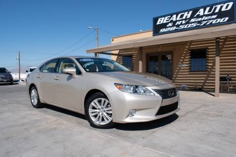 2015 Lexus ES 350 for sale at Beach Auto and RV Sales in Lake Havasu City AZ