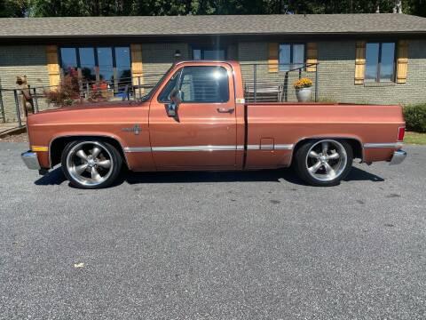 1986 Chevrolet C/K 10 Series for sale at Orange Bear Motors in Landrum SC