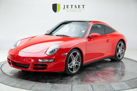 2007 Porsche 911 for sale at Jetset Automotive in Cedar Rapids IA