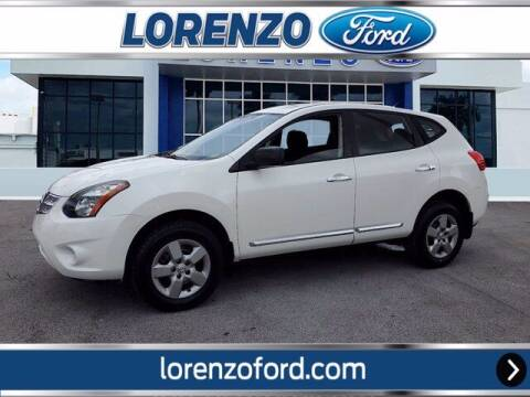 2014 Nissan Rogue Select for sale at Lorenzo Ford in Homestead FL