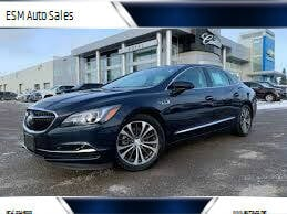 2017 Buick LaCrosse for sale at ESM Auto Sales in Elkhart IN