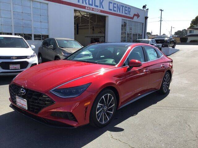 2021 Hyundai Sonata for sale in Eureka, CA