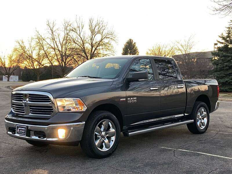 2016 RAM Ram Pickup 1500 for sale at North Imports LLC in Burnsville MN