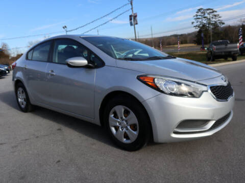 2016 Kia Forte for sale at Viles Automotive in Knoxville TN