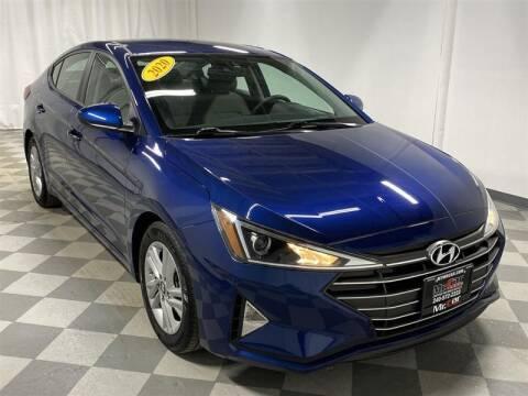 2020 Hyundai Elantra for sale at Mr. Car LLC in Brentwood MD