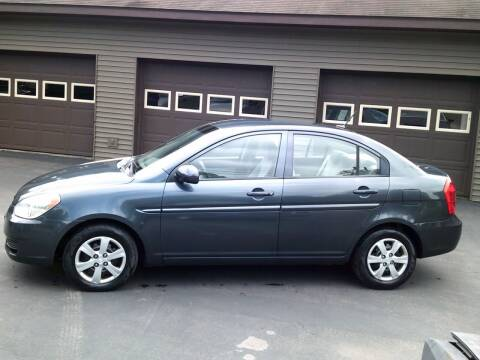 2010 Hyundai Accent for sale at On The Road Again Auto Sales in Lake Ariel PA