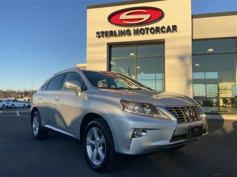 2013 Lexus RX 350 for sale at Sterling Motorcar in Ephrata PA