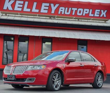 2011 Lincoln MKZ for sale at Kelley Autoplex in San Antonio TX