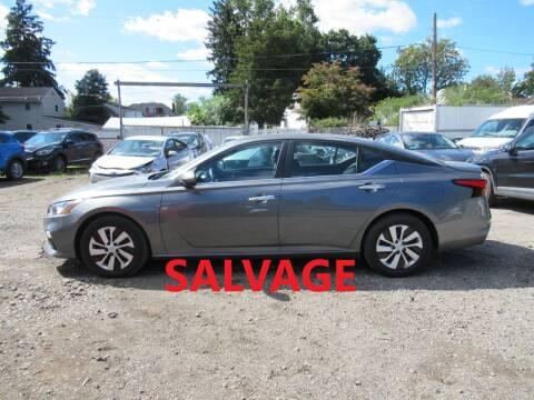 2020 Nissan Altima for sale at PRESTIGE IMPORT AUTO SALES in Morrisville PA