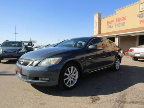 2006 Lexus GS 300 for sale at Import Motors in Bethany OK