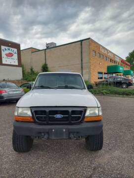 1999 Ford Ranger for sale at Family Auto Sales in Maplewood MN