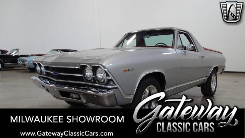 1969 Chevrolet El Camino for sale in Kenosha, WI
