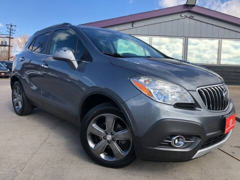 2013 Buick Encore for sale at Colorado Motorcars in Denver CO