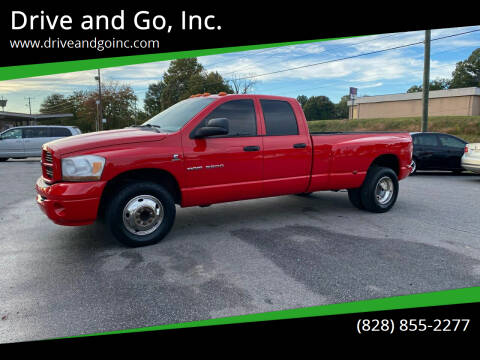 2006 Dodge Ram Pickup 3500 for sale at Drive and Go, Inc. in Hickory NC