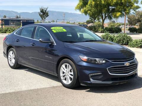 2016 Chevrolet Malibu for sale at Esquivel Auto Depot in Rialto CA