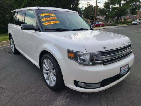 2013 Ford Flex for sale at CAR CITY SALES in La Crescenta CA