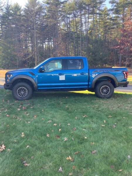 2020 Ford F-150 for sale at Cella  Motors LLC in Auburn NH