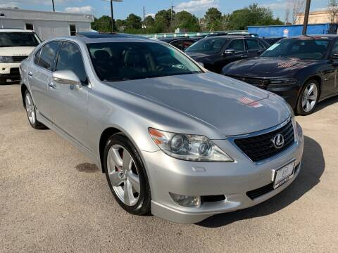 2010 Lexus LS 460 for sale at KAYALAR MOTORS in Houston TX