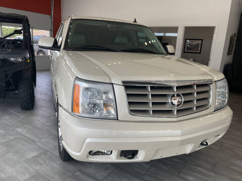 2006 Cadillac Escalade for sale at Evolution Autos in Whiteland IN