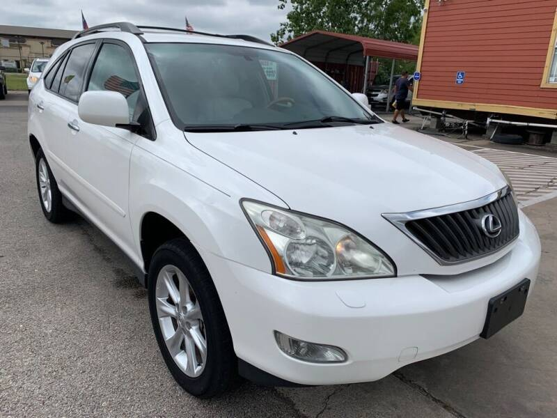 2009 Lexus RX 350 for sale at JAVY AUTO SALES in Houston TX