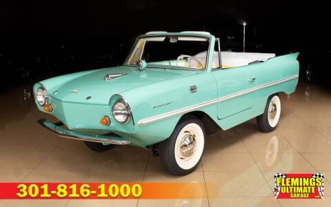 1961 Amphicar Model 770