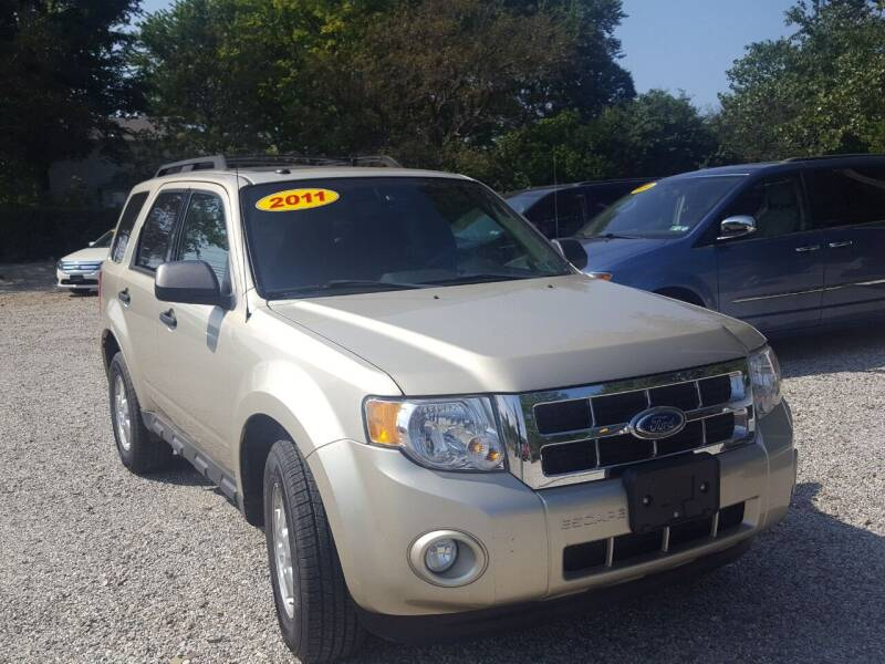 2011 Ford Escape for sale at Jack Cooney's Auto Sales in Erie PA
