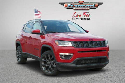 2019 Jeep Compass for sale at Rocky Mountain Commercial Trucks in Casper WY