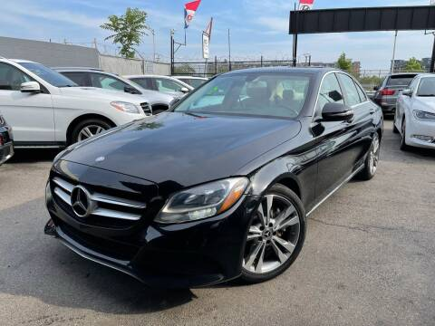 2017 Mercedes-Benz C-Class for sale at Newark Auto Sports Co. in Newark NJ
