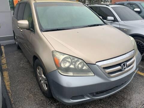 2005 Honda Odyssey for sale at Castle Used Cars in Jacksonville FL