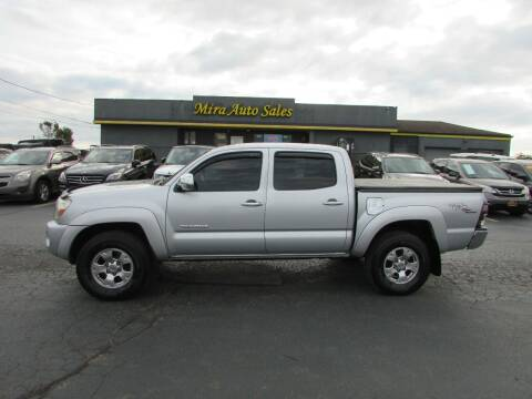2005 Toyota Tacoma for sale at MIRA AUTO SALES in Cincinnati OH