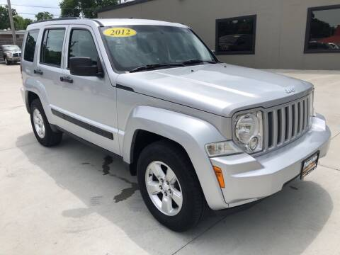 2012 Jeep Liberty for sale at Tigerland Motors in Sedalia MO