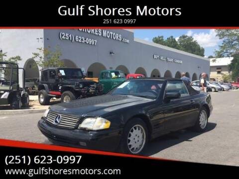 1997 Mercedes-Benz SL-Class for sale at Gulf Shores Motors in Gulf Shores AL