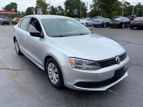 2012 Volkswagen Jetta for sale at JV Motors NC 2 in Raleigh NC
