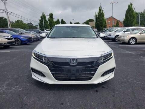 2018 Honda Accord for sale at Southern Auto Solutions - Lou Sobh Honda in Marietta GA