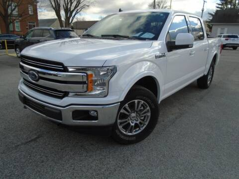 2020 Ford F-150 for sale at Total Eclipse Auto Sales & Service in Red Bud IL