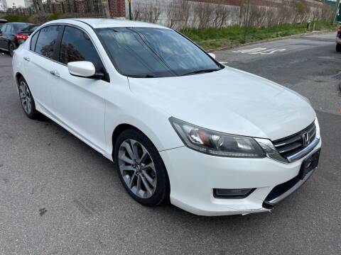 2014 Honda Accord for sale at Kapos Auto, Inc. in Ridgewood, Queens NY
