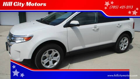 2013 Ford Edge for sale at Hill City Motors in Hill City KS