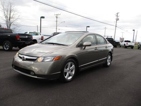 2008 Honda Civic for sale at FINAL DRIVE AUTO SALES INC in Shippensburg PA