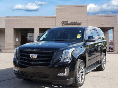2020 Cadillac Escalade for sale at Suburban Chevrolet of Ann Arbor in Ann Arbor MI