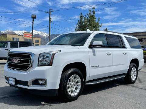 2017 GMC Yukon XL for sale at Ultimate Auto Sales Of Orem in Orem UT