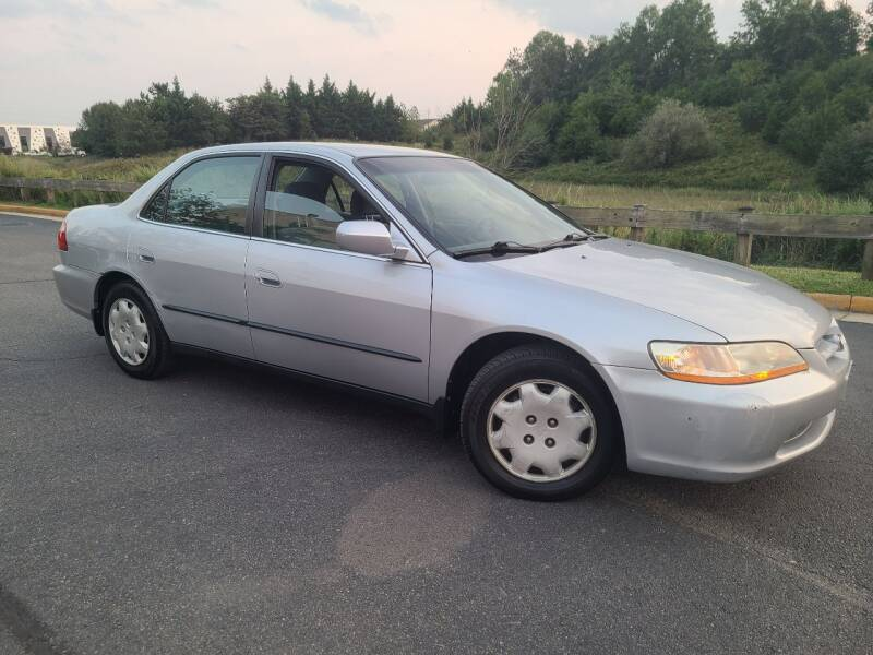 1999 Honda Accord for sale at Lexton Cars in Sterling VA