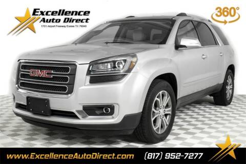 2015 GMC Acadia for sale at Excellence Auto Direct in Euless TX