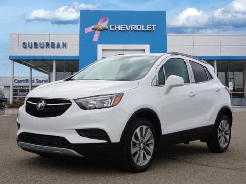 2020 Buick Encore for sale at Suburban Chevrolet of Ann Arbor in Ann Arbor MI