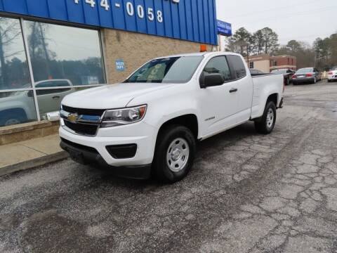 2015 Chevrolet Colorado for sale at Southern Auto Solutions - 1st Choice Autos in Marietta GA