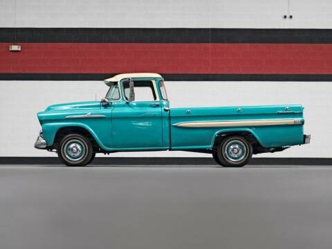 1958 Chevrolet Apache for sale at B5 Motors in Gilbert AZ