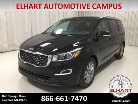 2021 Kia Sedona for sale at Elhart Automotive Campus in Holland MI