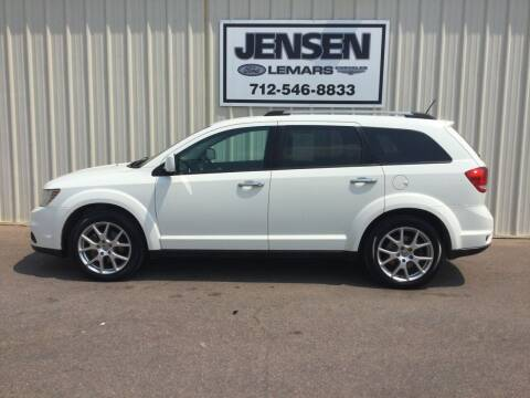 2013 Dodge Journey for sale at Jensen's Dealerships in Sioux City IA